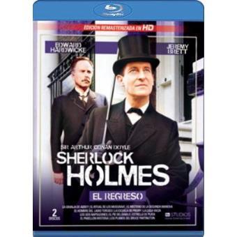 Pack Sherlock Holmes: El regreso - Blu-Ray