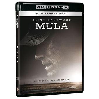 Mula - UHD + Blu-Ray