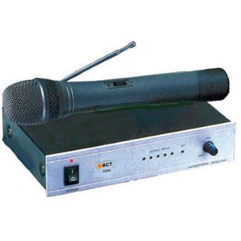 BCT: Micrófono inalámbrico WM 10