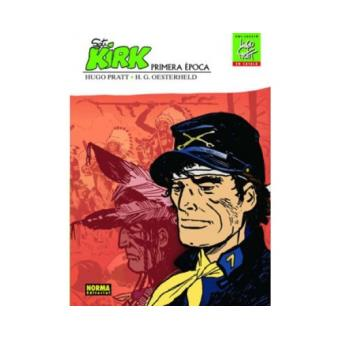 Sergent Kirk: Primera època