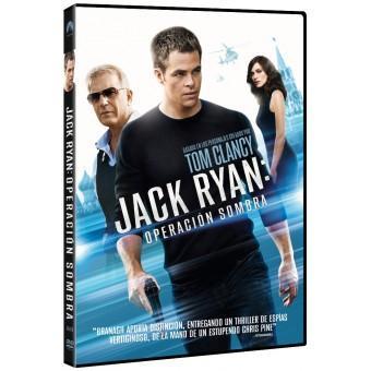 Jack Ryan: Operación Sombra - DVD