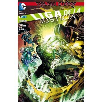 Liga de la Justicia núm. 26 Maldad eterna