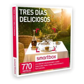 Smartbox 2017. Tres días deliciosos