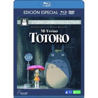 Mi vecino Totoro - Blu-Ray + DVD