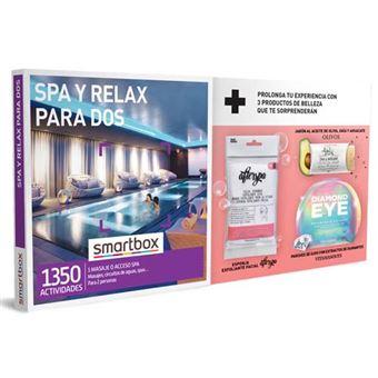 Caja regalo Smartbox Spa y relax para dos