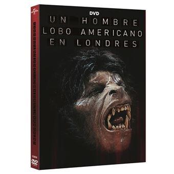 Un hombre lobo americano en Londres - DVD