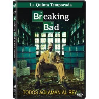 Breaking Bad  Temporada 5 - Parte 1 - DVD