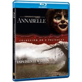 Pack: Annabelle + The Conjuring - Blu-Ray