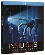 Insidious: La última llave 4 - Steelbook Blu-Ray