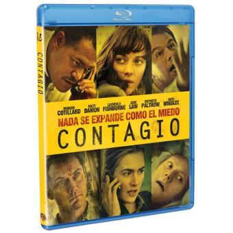 Contagio - Blu-Ray