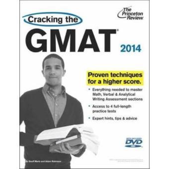 Cracking GMAT DVD 2014