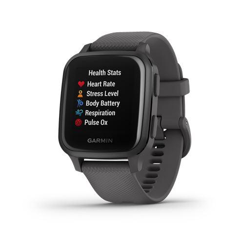 Smartwatch Garmin Venu SQ Gris