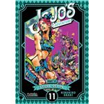 Jojo's Bizarre Adventure 6 Stone 11