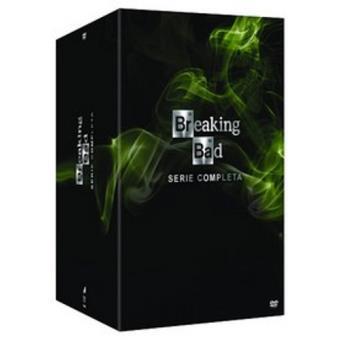 Pack Breaking Bad  Serie Completa - DVD
