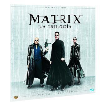 Pack Matrix - Ed Limitada Vinilo - Blu-Ray