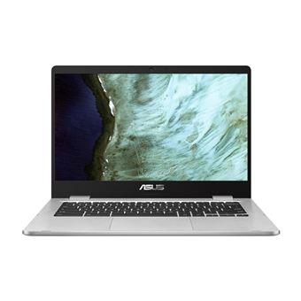 Portátil Asus Chromebook Z1400CN-EB0596 14'' Plata