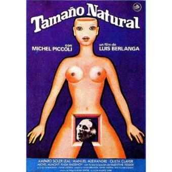 Tamaño natural - Blu-Ray