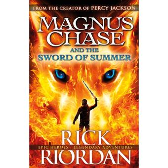 Magnus Chase and the Sword of Summer 1