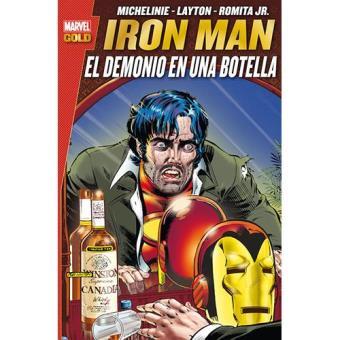 Iron Man. El demonio en una botella