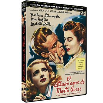 El extraño amor de Martha Ivers - DVD