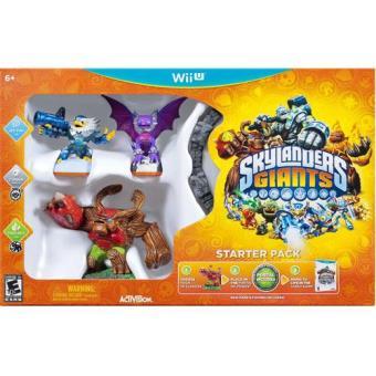 Skylanders Giants Starter Pack Wii U