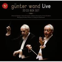 Günter Wand Live Recordings (33 CD)
