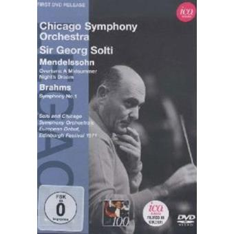 Solti Conducts Mendelssohn & Brahms
