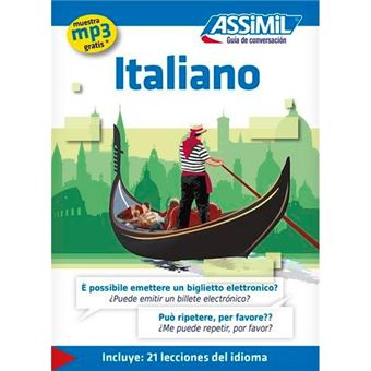 Italiano - Guía de conversación