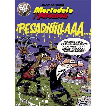 Magos del Humor - Mortadelo y Filemón - ¡Pesadiiillaaaa!