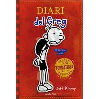 Diari del Greg 1. Un pringat total -Ed. Especial