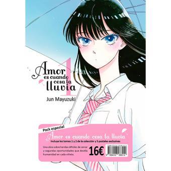 Pack Amor es cuando cesa la lluvia (2 volúmenes)