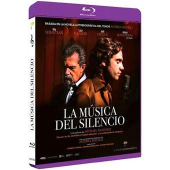 La música del silencio - Blu-Ray