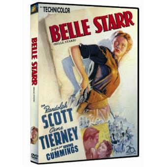 Belle Starr - DVD