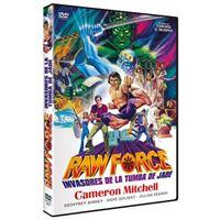 Raw Force - Invasores de la Tumba de Jade - DVD