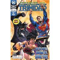 Batman/Superman/Wonder Woman: Trinidad núm. 22 (Renacimiento)