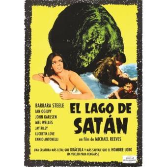 El lago de Satán - DVD