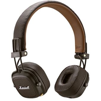 Auriculares Bluetooth Marshall Major III Marrón