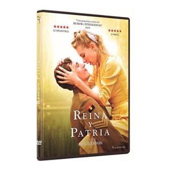 Reina y patria - DVD