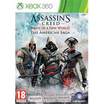 Assassin's Creed: Birth of a New World - The American Saga Xbox 360
