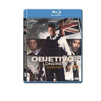 Objetivo Londres - Blu-Ray