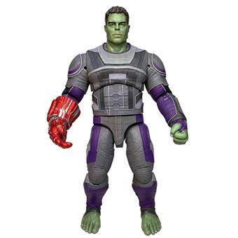 Figura Marvel Los Vengadores Endgame - Hulk con traje