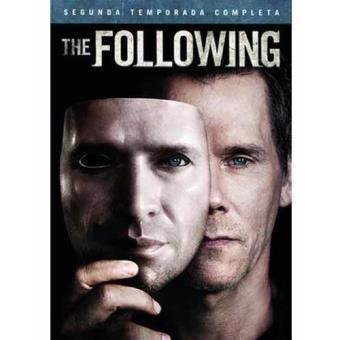 The Following  Temporada 2 - DVD