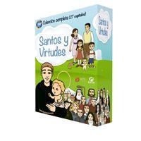 Pack Santos y Virtudes - Serie Completa - DVD