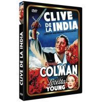 Clive de la India - DVD
