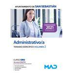 Aux administrativo donostia tema 2