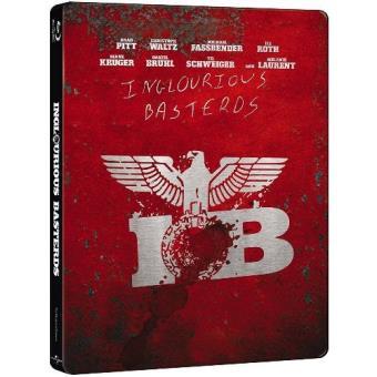 Malditos bastardos - Steelbook Blu-Ray