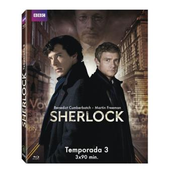 Sherlock - Temporada 3 - Blu-Ray