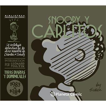 Snoopy y Carlitos 1983-1984 nº 17/25 (Nueva edición)