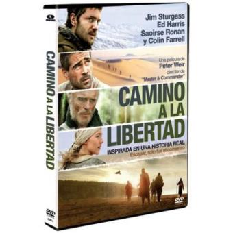 Camino a la libertad - DVD