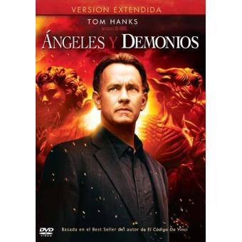 Ángeles y demonios. Versión extendida - DVD